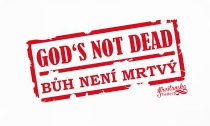 GOD'S NOT DEAD womens (white)