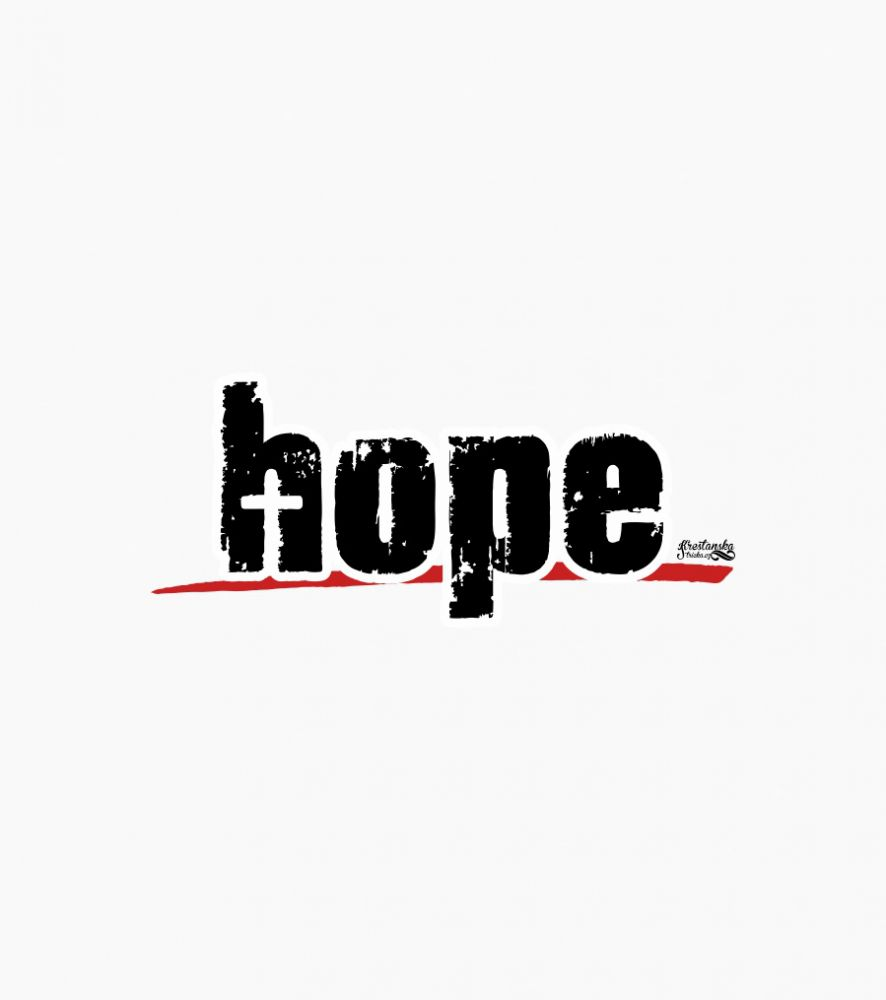HOPE womens (white)
