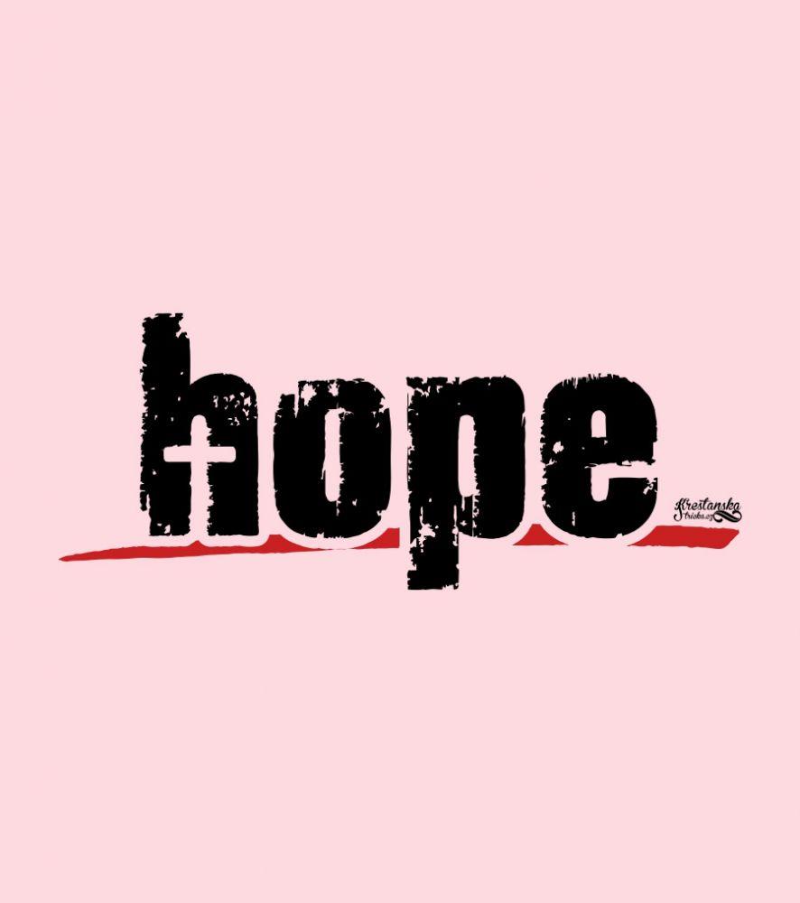 HOPE dámské světle růžová