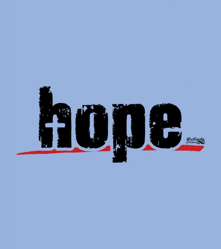 HOPE DÁMSKÉ MODRÉ TÍLKO