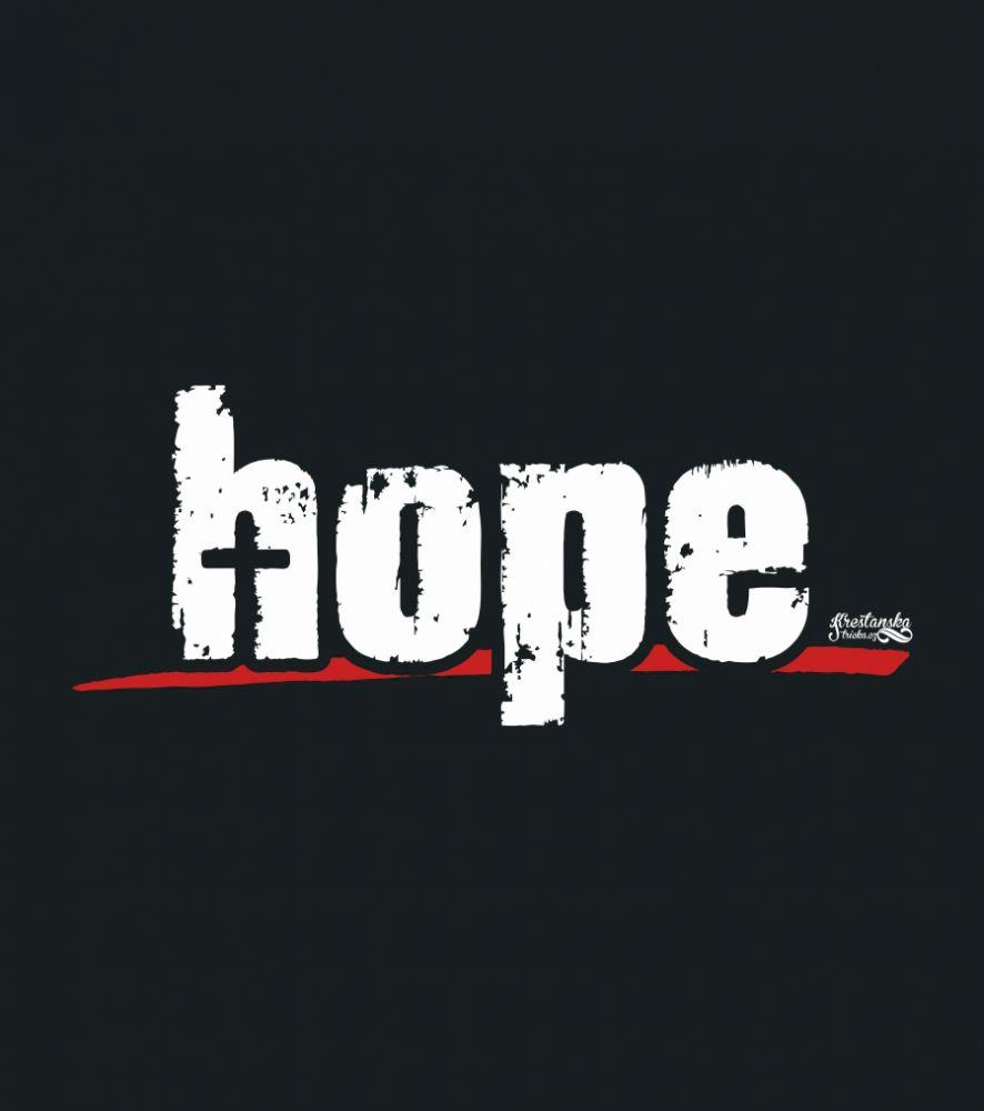 HOPE DÁMSKÉ ČERNÉ TÍLKO