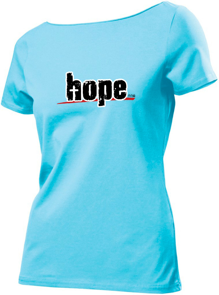 HOPE womens (sky blue)
