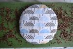 Nahřívací pohankový polštářek deštníky