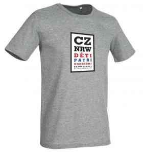 KIDS BELONG TO PARENTS CZ (heather grey)