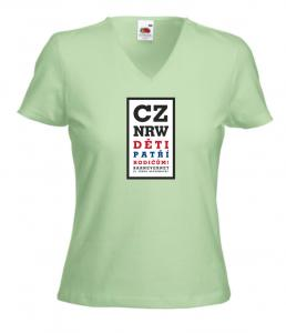KIDS BELONG TO PARENTS CZ womens (mint)