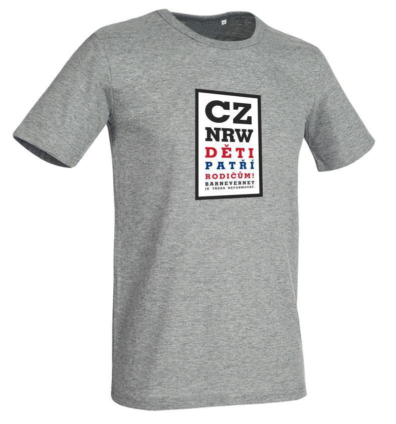 KIDS BELONG TO PARENTS CZ (heather grey)