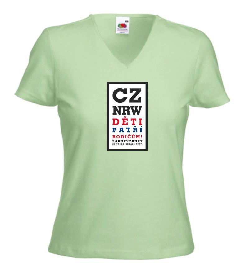 KIDS BELONG TO PARENTS CZ womens (mint)