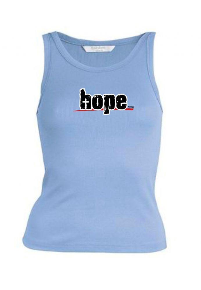 HOPE womens sleeveless (lavender)
