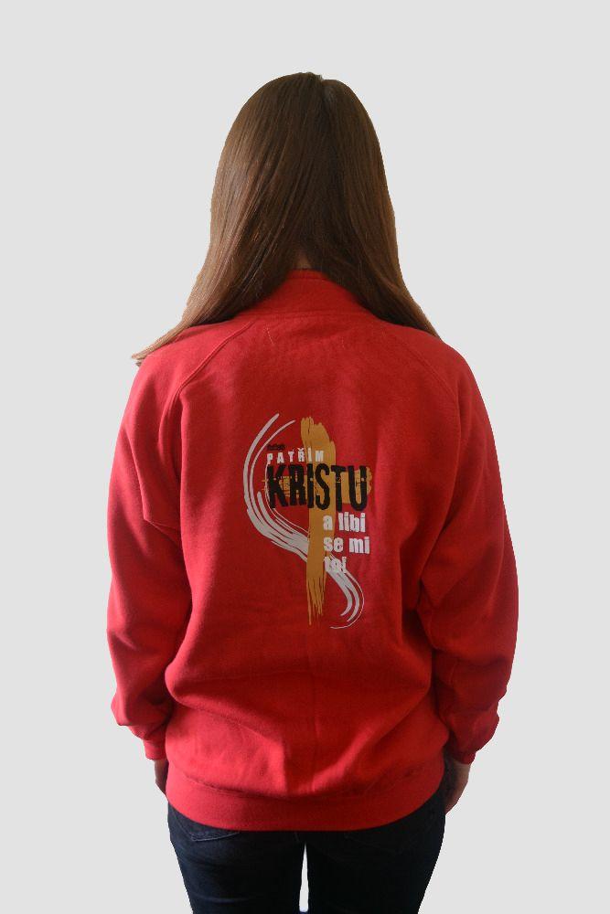 GOD BLESS CR mens hoodie (heather grey)